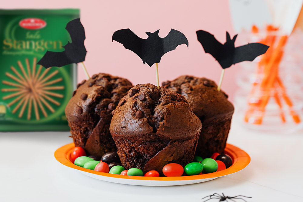 Schoko Kürbis Muffin, Schoko-Kürbis-Muffin